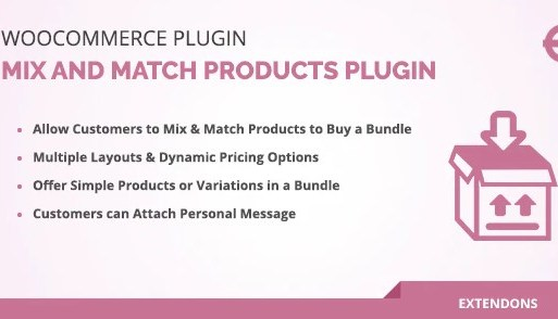 Mix and Match Products for WooCommerce