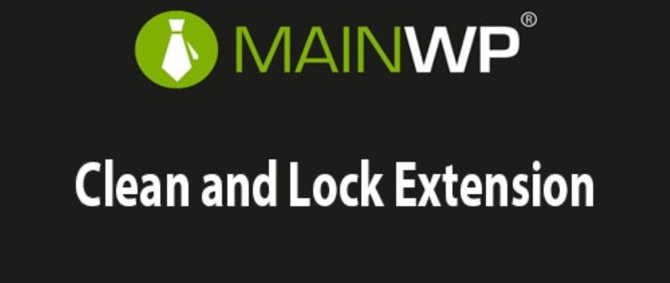 Clean and Lock Extension plugin