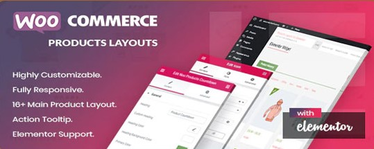 Noo Products Layouts WooCommerce plugin