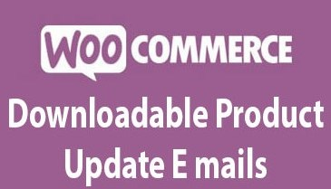 Downloadable Product Update E mails plugin