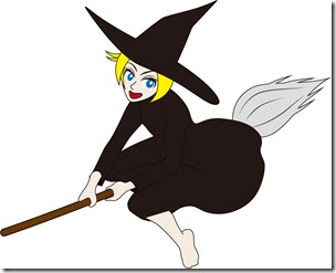 ハロウィンの魔女の仮装まとめ(衣装・帽子・メイク)