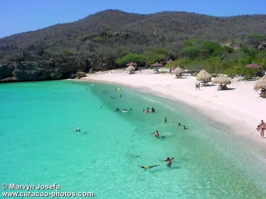 Kenepa Grandi beach Curaçao  ( Photo courtesy of Marvyn Josefa)