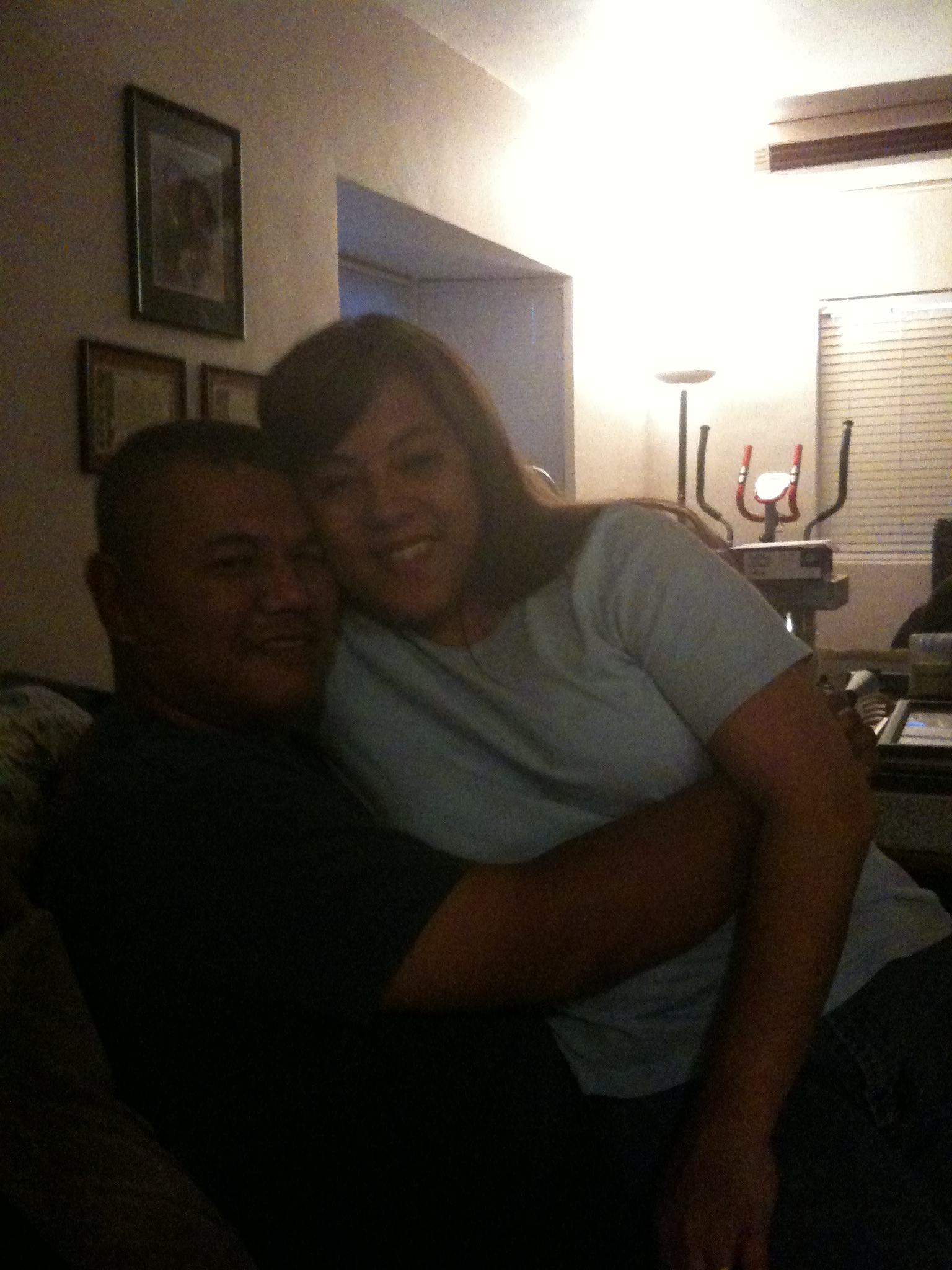 Angelo and Michelle ( Leddy) Bueno