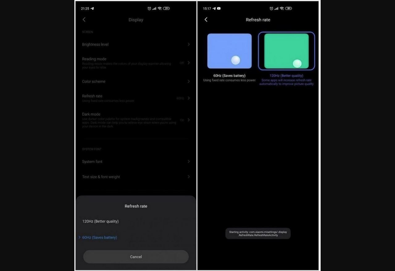 Xiaomi MIUI 12 coming soon: global optimization for high refresh rate - Task Boot
