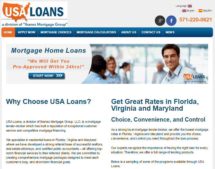 Ibanez Mortgage [USA Loans]