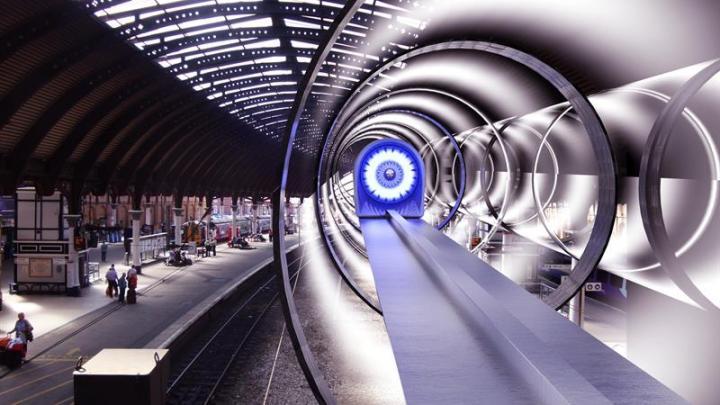 La technologie Hyperloop est libre de droit