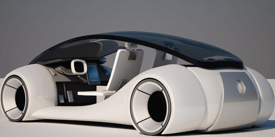 Le projet Titan – la voiture autonome d'Apple
