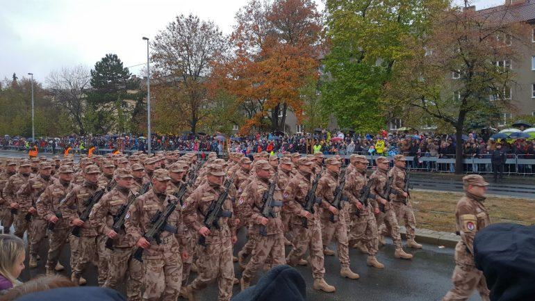 Anniversary Parade
