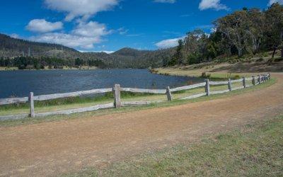 Risdon Brook Dam, Hobart