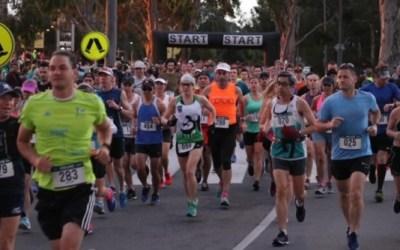 Adelaide Marathon Running Festival