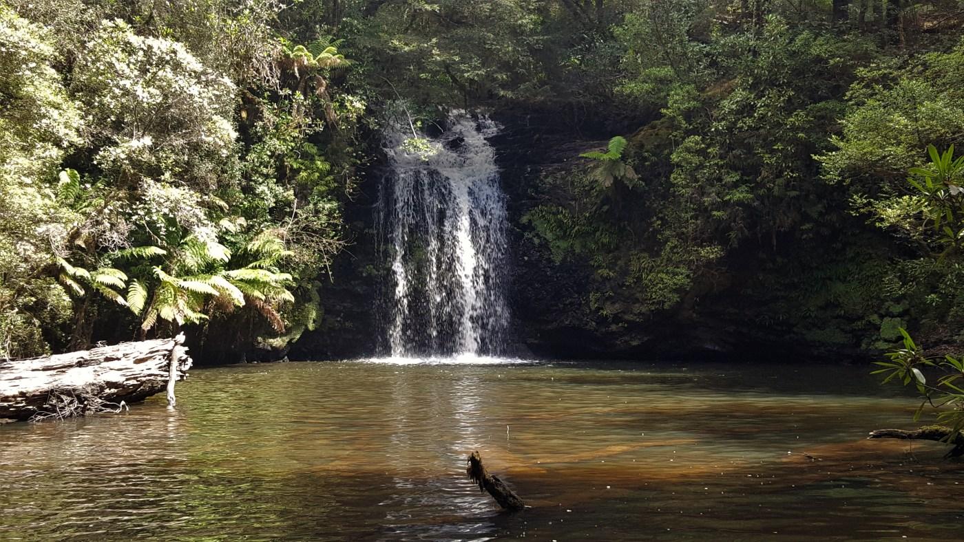 3rd falls - Julius River Waterfalls