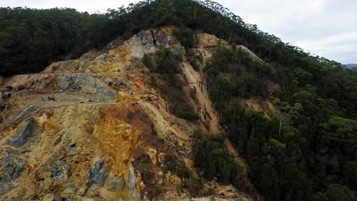 Chester Mine 3