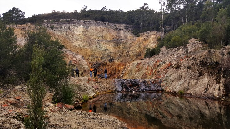 Pinnacles Mine