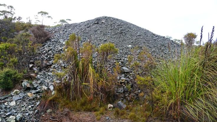 Lord Brassey Mine