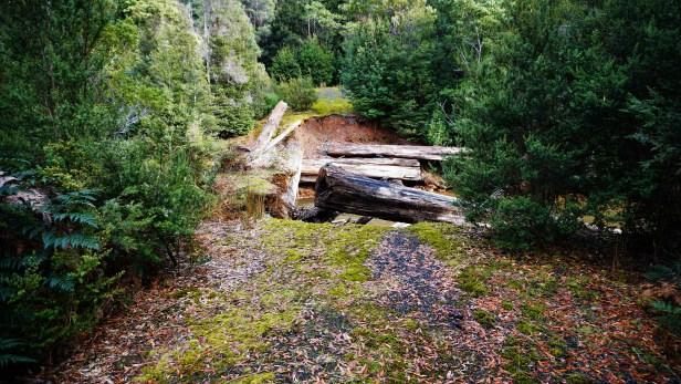 Typical Arthur River Bridge