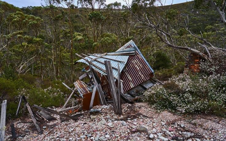 Devonport Mine Hut