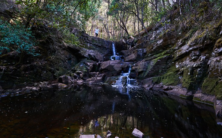 Elvers Falls Jacinta