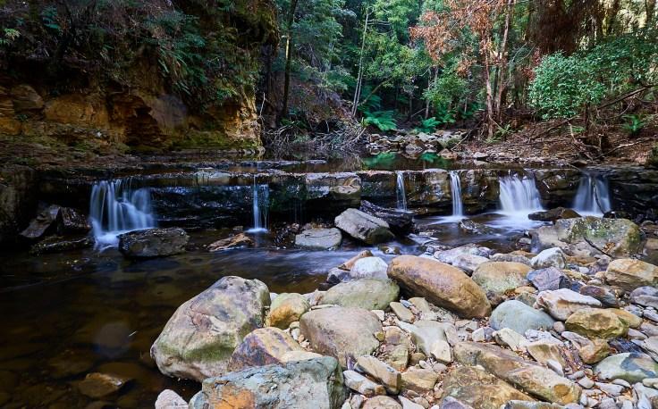 Flowerdale River Falls 1 1