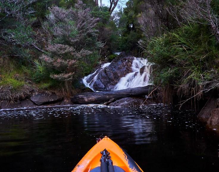 Roderick Creek Falls