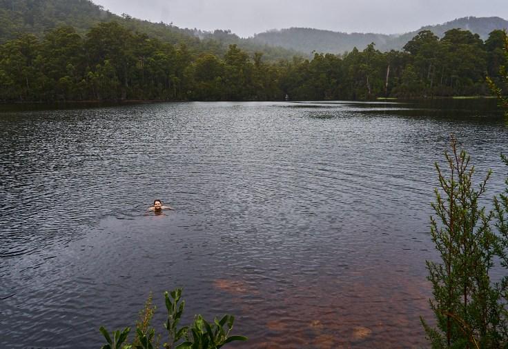 Summer Swimming Lake Roseberry 1