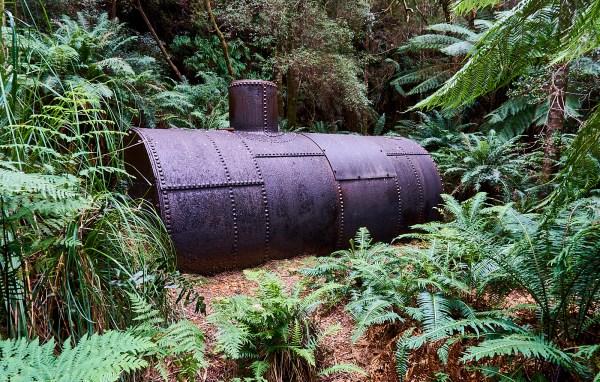 Pillinger East Boilers 2 1 - Kelly Basin Trip.