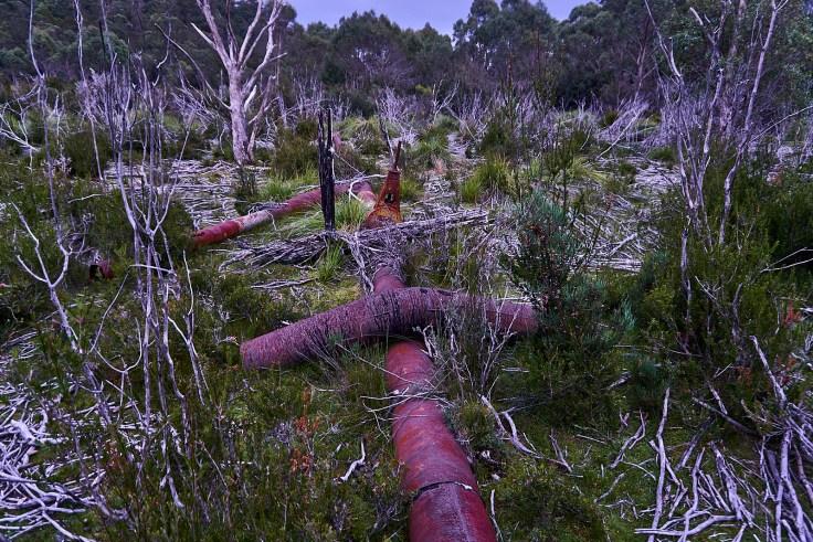 Adamsfield Pipeline