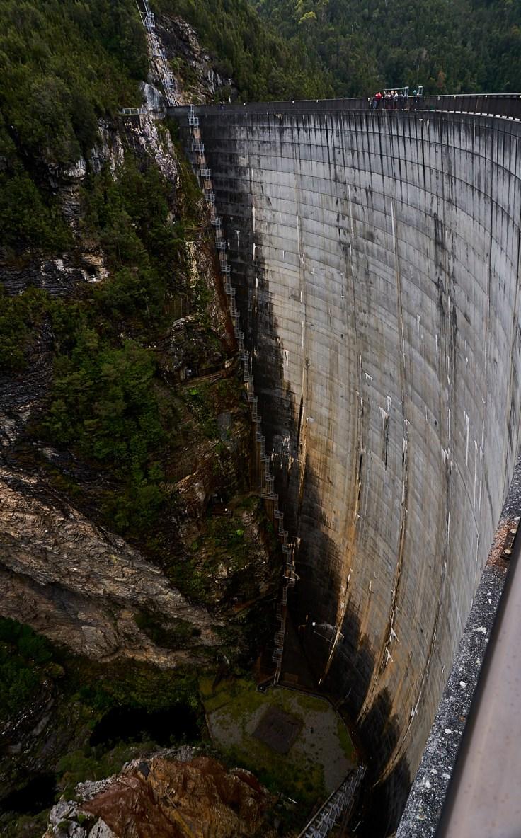 Gordon Dam 1 1