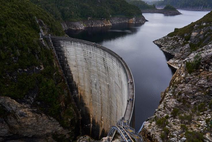 Gordon Dam 1