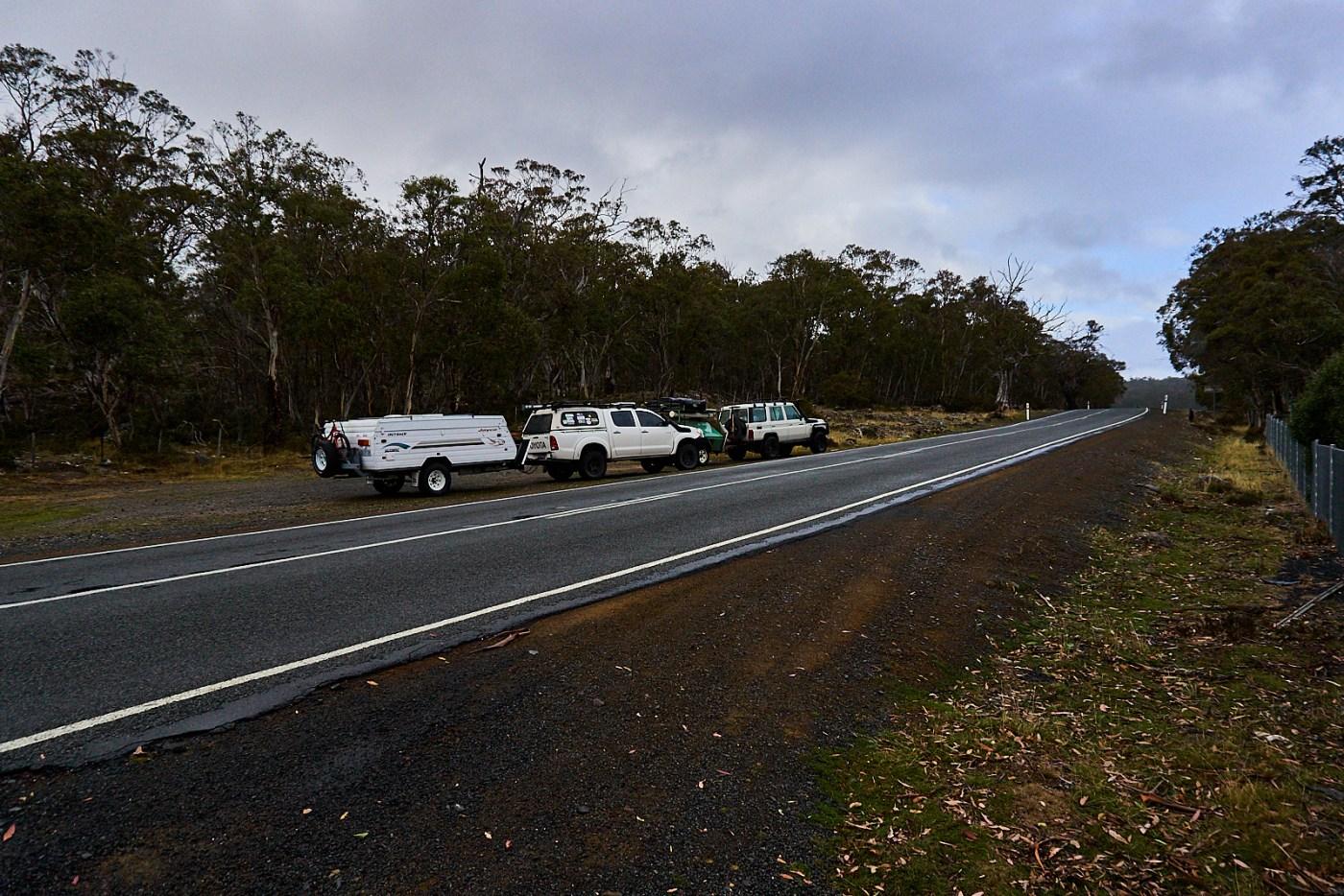 On the Road 1 - Adamsfield Camping Trip