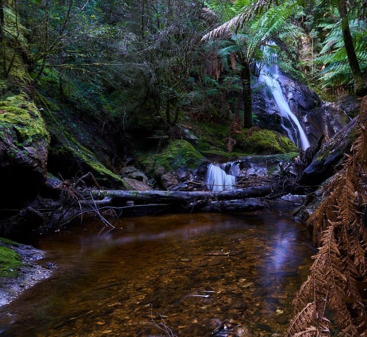 Atlas Creek Falls 1