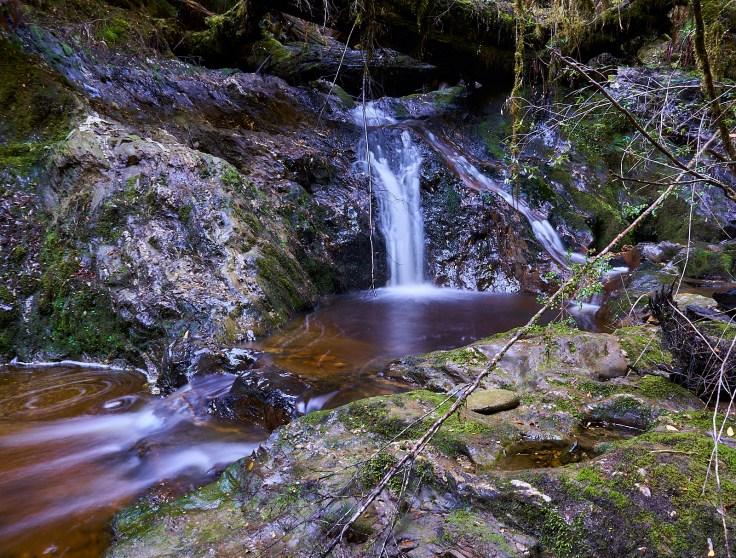 Atlas Creek Falls third 1