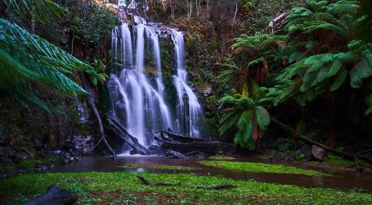 Garner Creek Falls 2 1