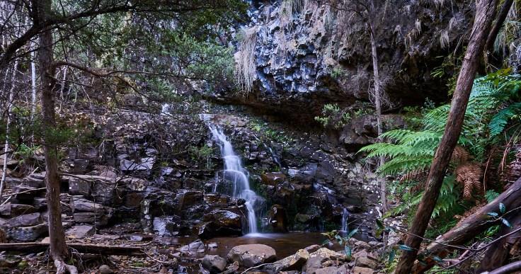 Lyell Highway Waterfall 1 1