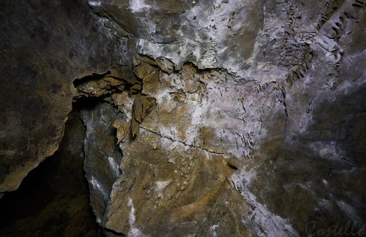 Vanishing Falls cave 1