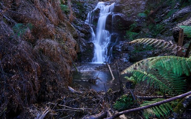 Un-named Falls 1