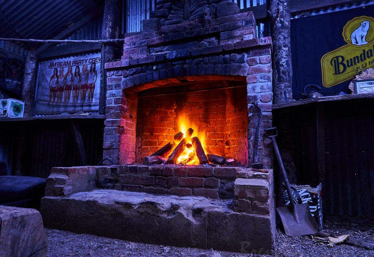 Best Fire Place in Tassie 1