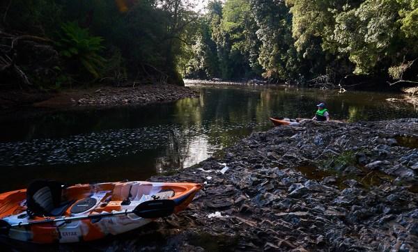 Arthur River Kayak 1 - The Confluence Kayak.