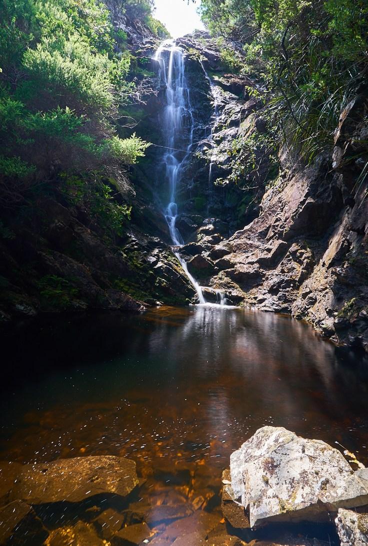Montague Creek Falls 1 1