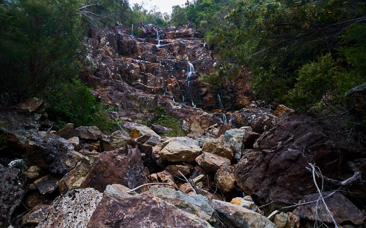Trial Harbour Falls 1