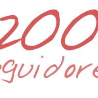 Feliz! 200 seguidores Wordpress