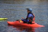 Tank - Kayaking
