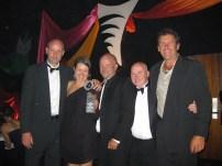 Tourism Award Win - 2009