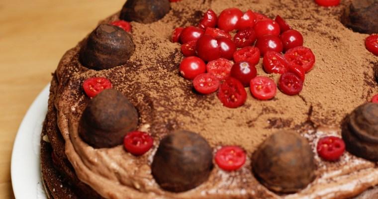 Šokolādes Kūka | recepte