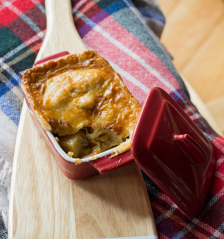 Curried Beef Pot Pie | Taste & Tipple