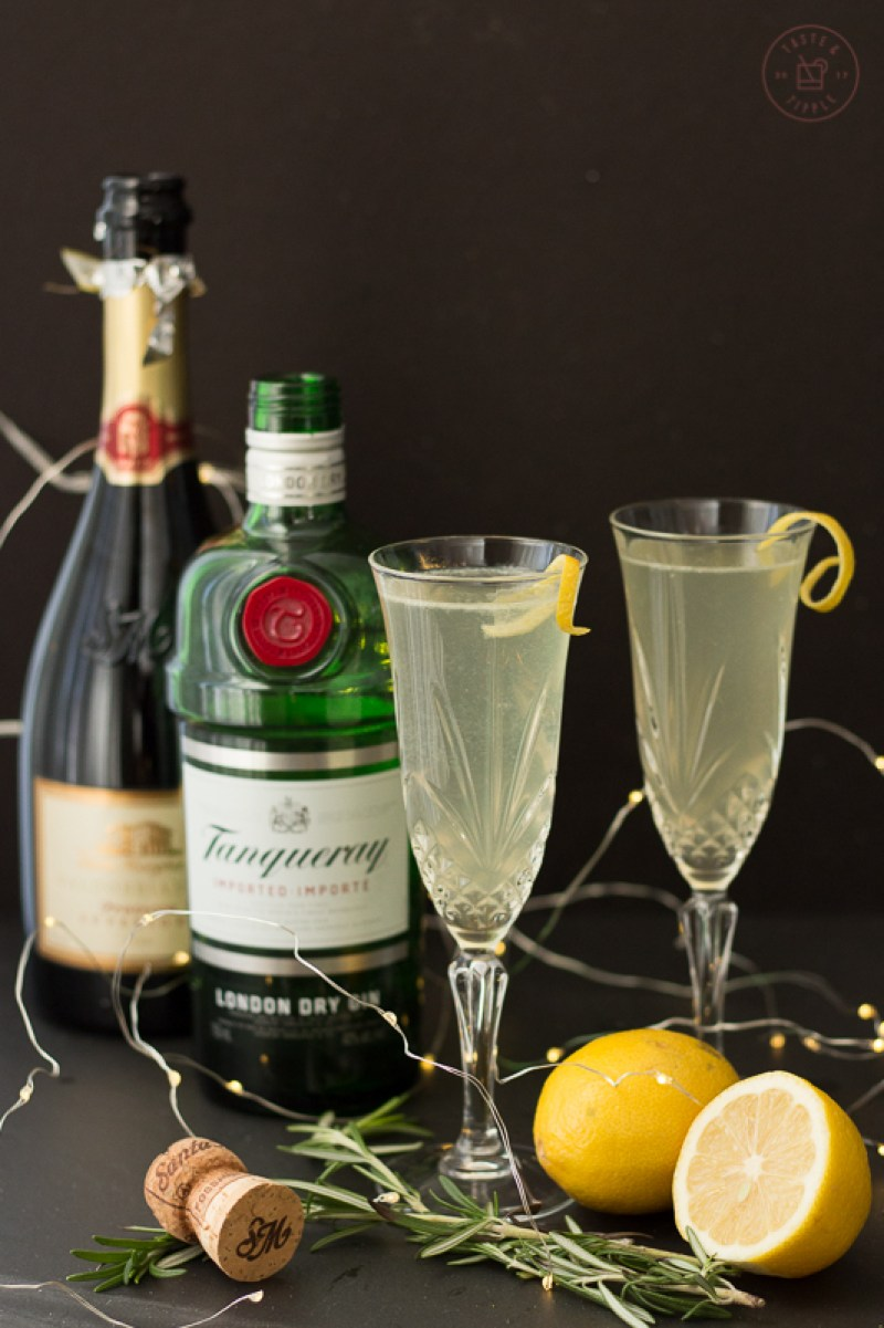 French 75 | Taste and Tipple