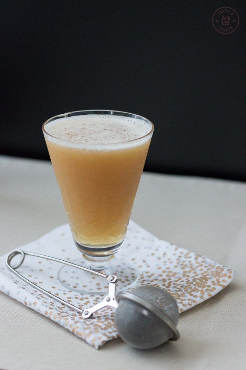 The Boston Tea Party Cocktail | Taste and Tipple