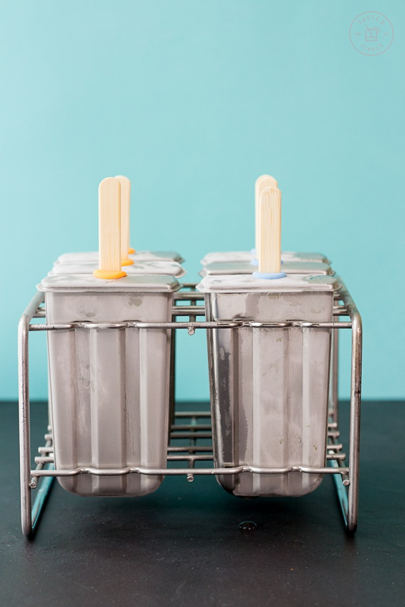 Cucumber Gin Popsicles | Taste and Tipple