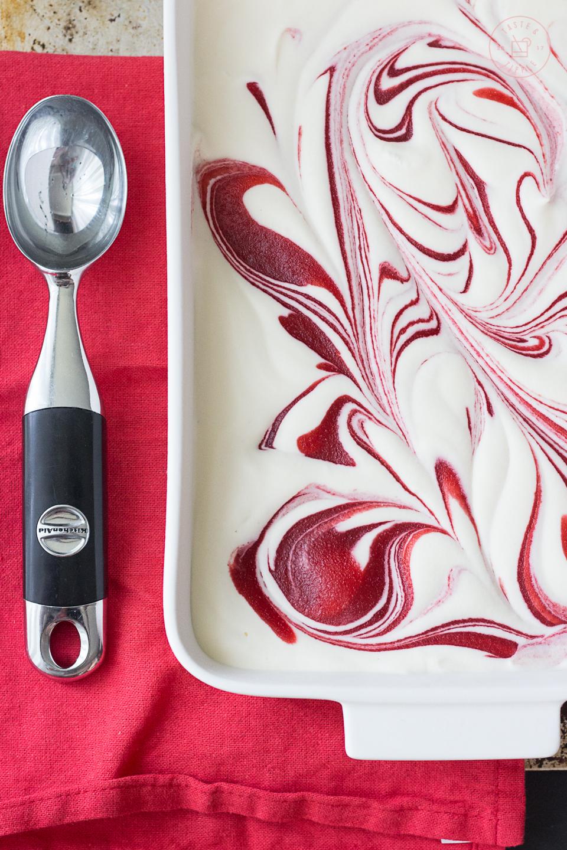 Strawberry Coconut Semifreddo   Taste and Tipple