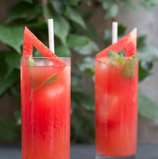 Watermelon Refresher | Taste and Tipple