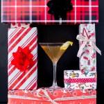 Alpine Martini   Taste and Tipple
